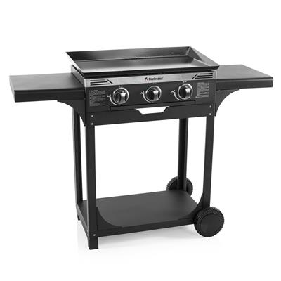 FireFriend BQ-6349F Gas baking plate with trolley